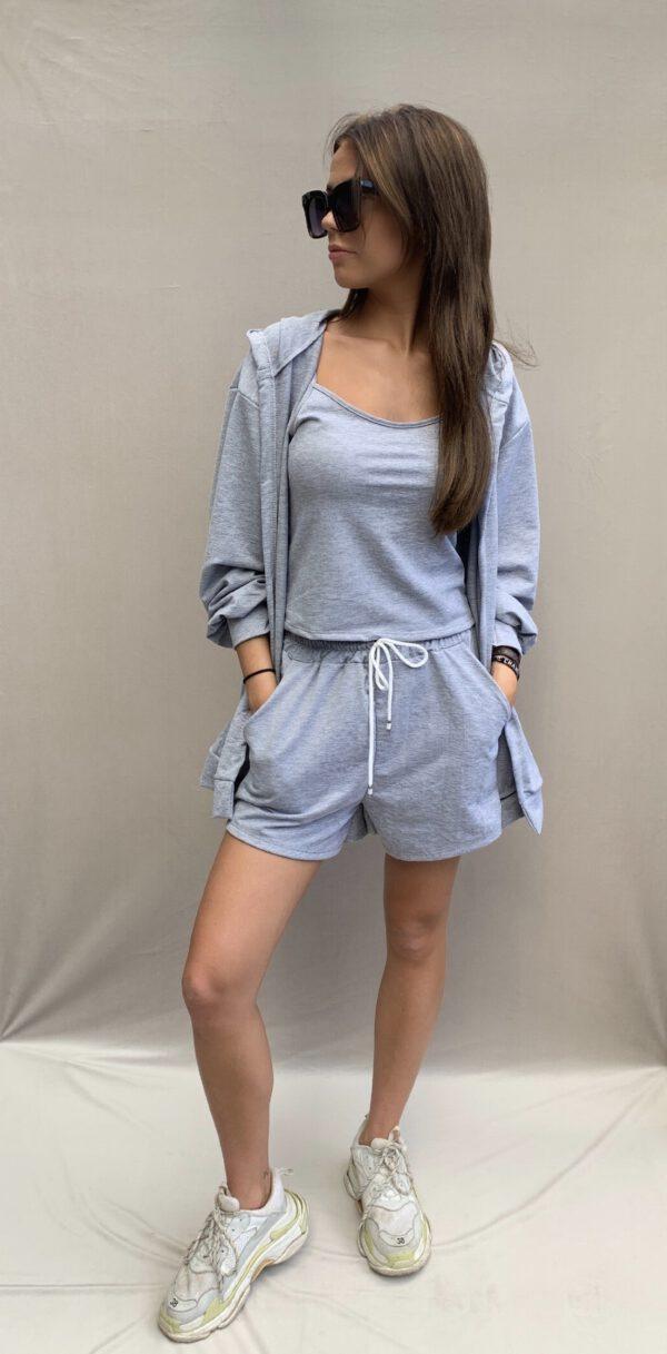 3 piece set grey Bellevue fashion