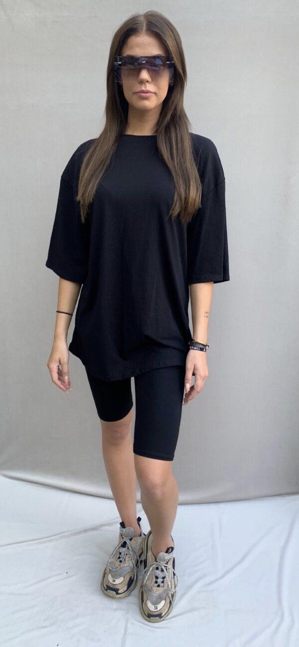 Bellevue fashion Comfy set 2 piece black